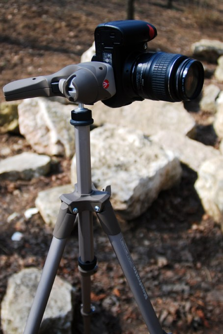 Manfrotto MKC3 tilt lateral