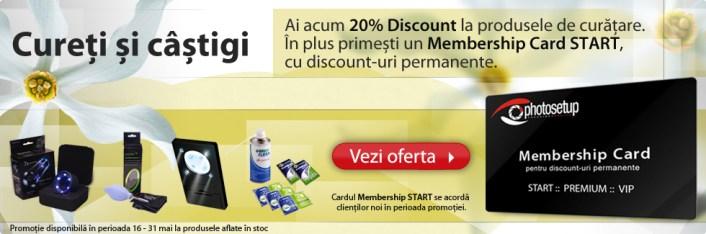 Promotia Membership