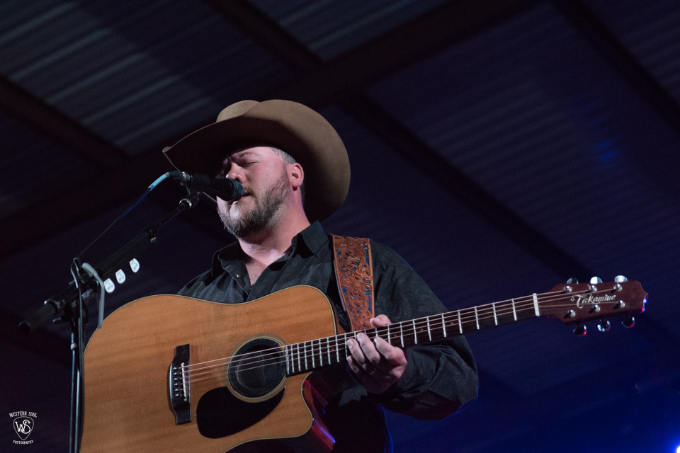Josh Ward The Return Of Real Country Music Photos From The Pit