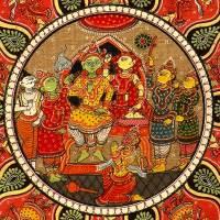 Scenes of the Ramayana