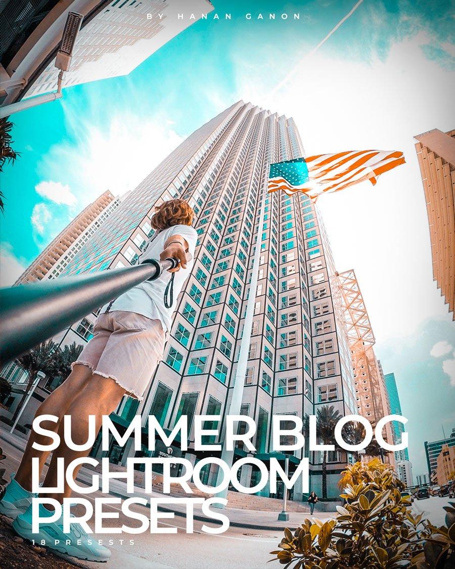 Summer Presets ערכת פריסטים לעונת הקייץ 1