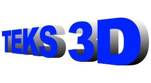 Membuat Efek 3 Dimensi pada Teks Menggunakan Photoshop