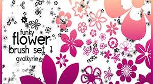 10 Brush Bunga Cantik yang Harus dikoleksi