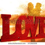 3 Love valentine's day greeting cards – stock photos