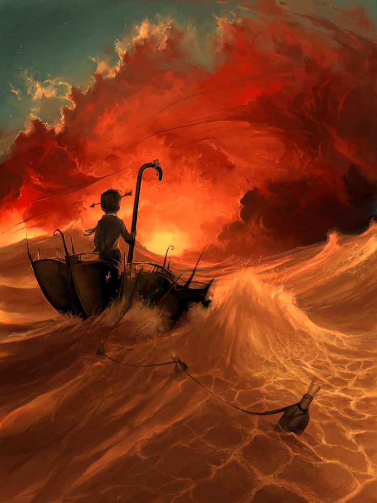 Exclusive Interview with a beautiful digital artist - Aquasixio - Cyril Rolando