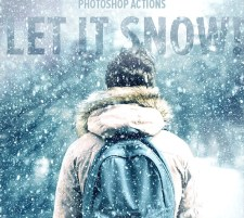 25 Best Photoshop Actions – Special features