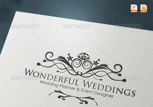 weddings events planner logos marriage