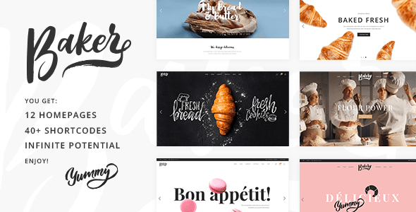 10 Best WordPress themes for Food Bloggers