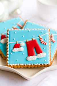 christmas cute cookies