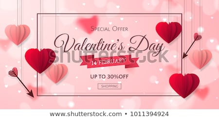 valentines day template banner