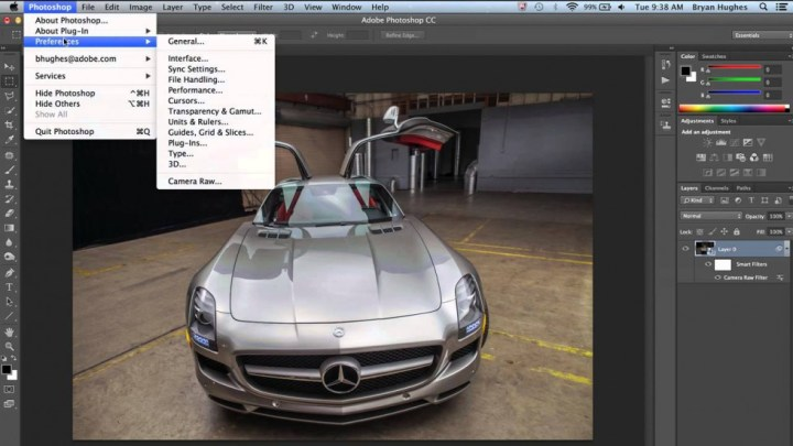 Speed Up Photoshop! Tips for faster Photoshop Performance and workflow