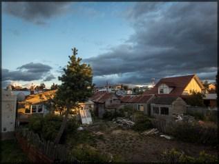Punta Arenas Sunset