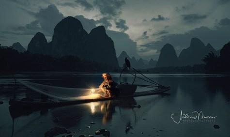 Cormorant Fishermen of Guilin