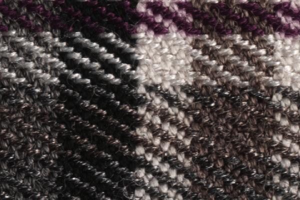 Closeup of Plaid Texture 3