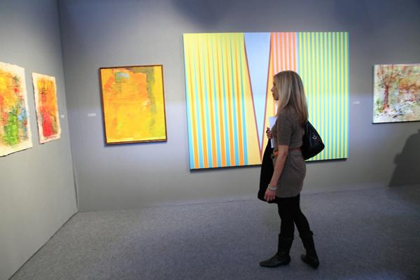 Art Show in New York City
