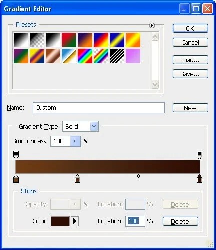 13a Gradient color bars