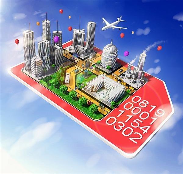 InformaTelecoms_SimCity