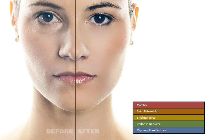 photo face smoothing software free
