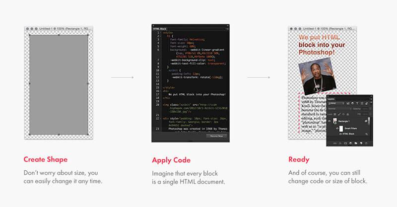 html-block