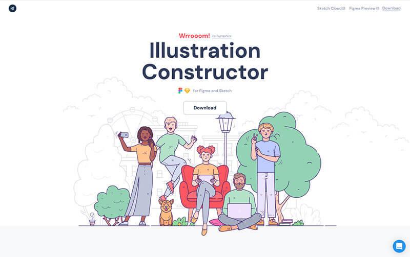 wrrooom__illustration_constructor