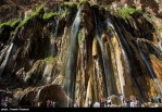 Fars, Iran - Sepidan County - Abshare Margoon (waterfall) near Sepidan_06