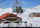 Tehran, Iran - Tehran, Tochal Ski Resort 55