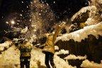 Gilan Province, Iran - Masuleh, Snow 23