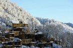 Gilan Province, Iran - Masuleh, Snow 25