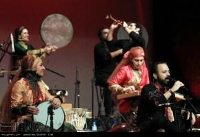 Iranian Music Band Rastak 09
