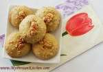 Iran Nowruz New Year Food and Sweets - Naan Gerdooee