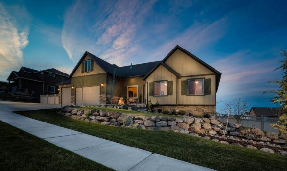 Herriman Executive Home