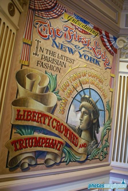 Statue of Liberty Plateau