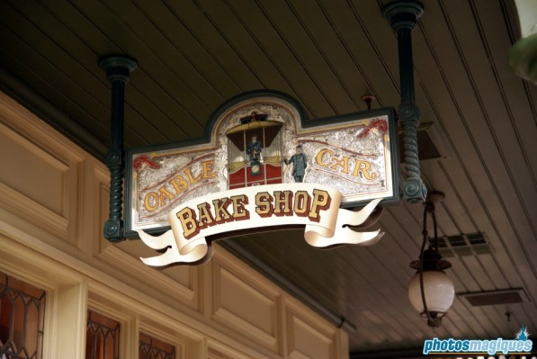 Cable Car Bake Shop