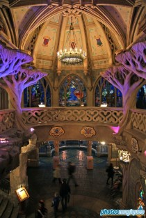 La Galerie de la Belle au Bois Dormant