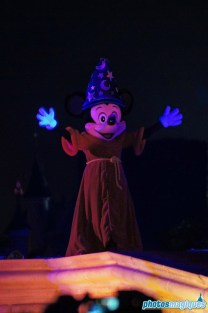 Disney's Halloween Party 2011
