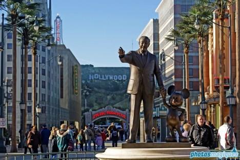 Disney Bros. Plaza