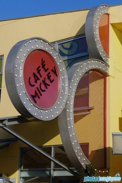 Cafe Mickey