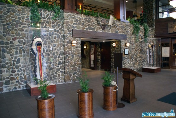 Disney's Sequoia Lodge