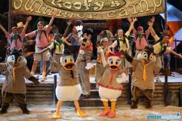 Goofy's Summer Camp