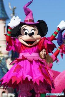 The Disney Villains Halloween Showtime