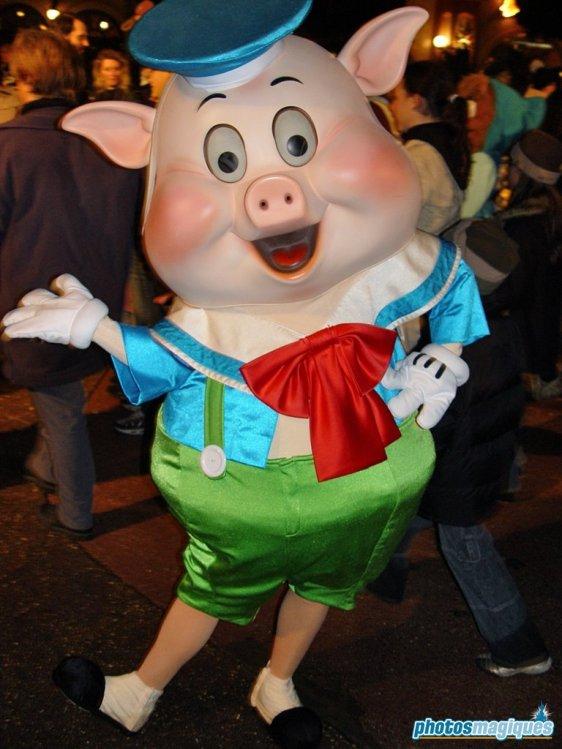Fiddler Pig (2004)
