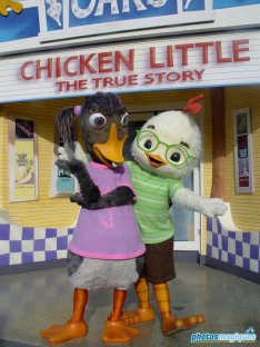 Chicken Little, Abby Mallard (2005)