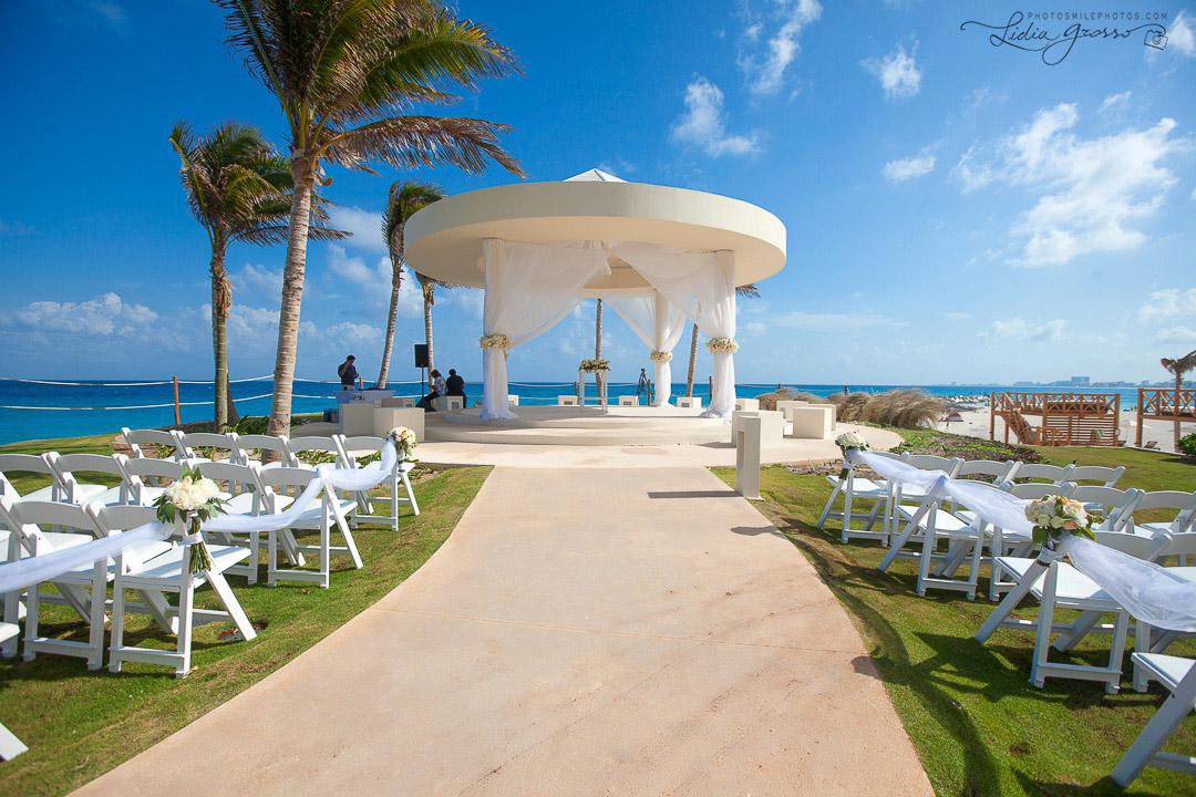 Silvia Craig Destination Wedding Hyatt Ziva Cancun