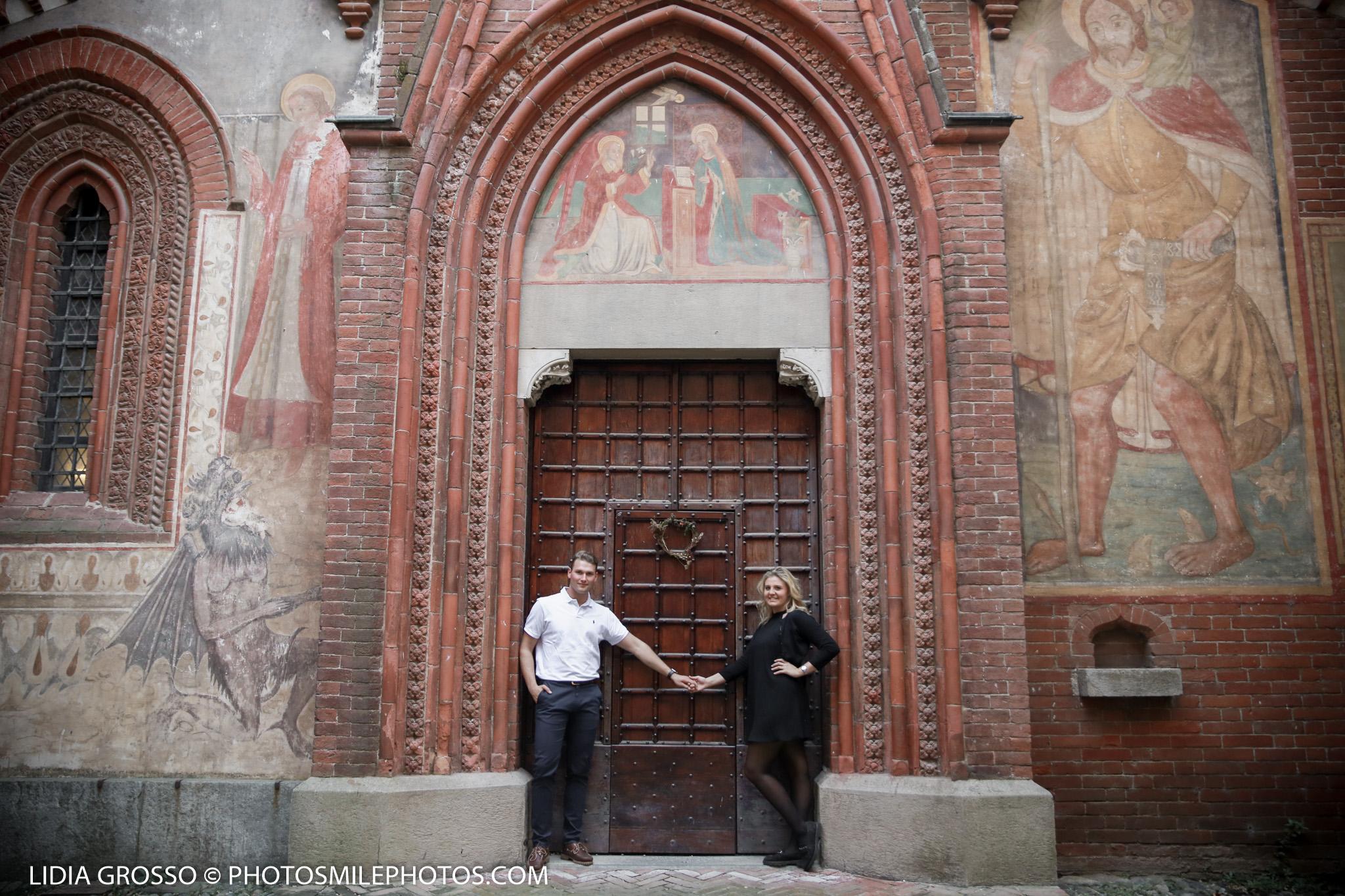 Fotografo ritratti coppie Torino
