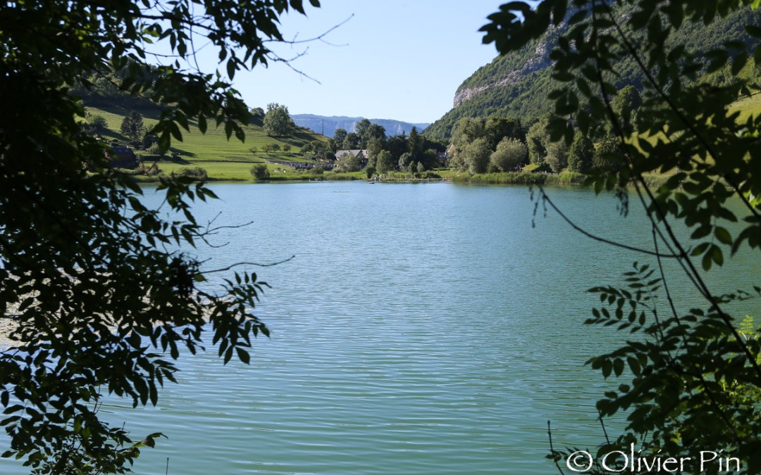 La Thuile sur son lac !