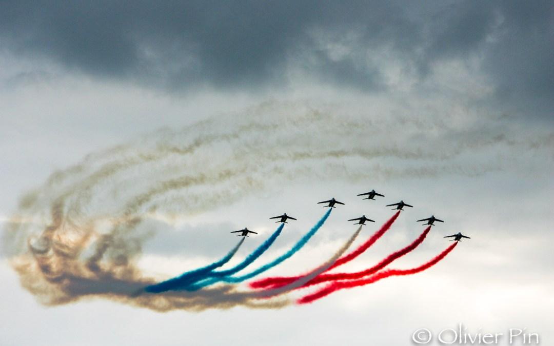 Magnifique Patrouille de France !