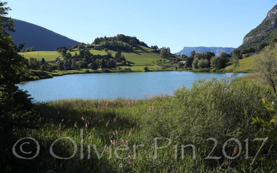 Le lac de la Thuile