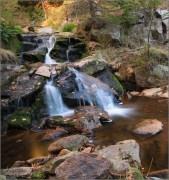 3, Helenčiny vodopády, Krušné hory