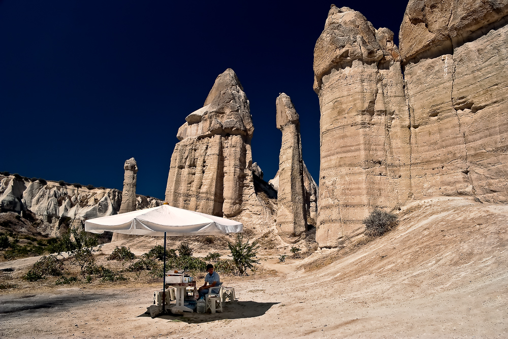 Outstanding Cappadocia: unique wonders and attractive landscapes
