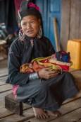 Village ethnie Ann - Région de Kentung - Etat Shan